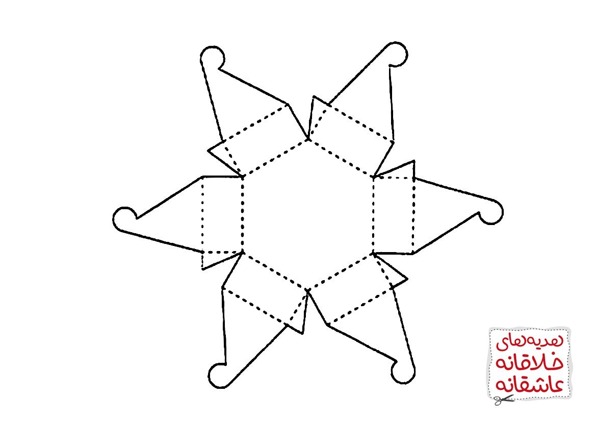Шкатулка своими руками из бумаги схема